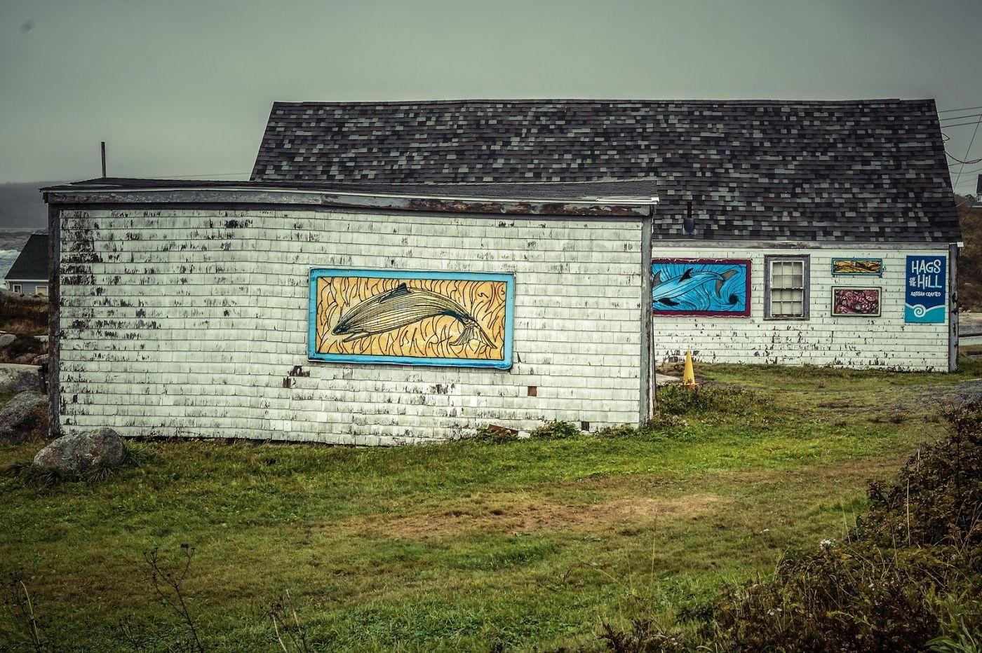 加拿大佩吉海湾(Peggys Cove),故事在细节里_图1-15