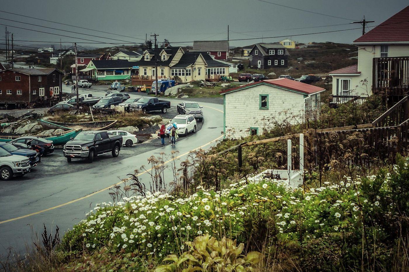 加拿大佩吉海湾(Peggys Cove),故事在细节里_图1-10