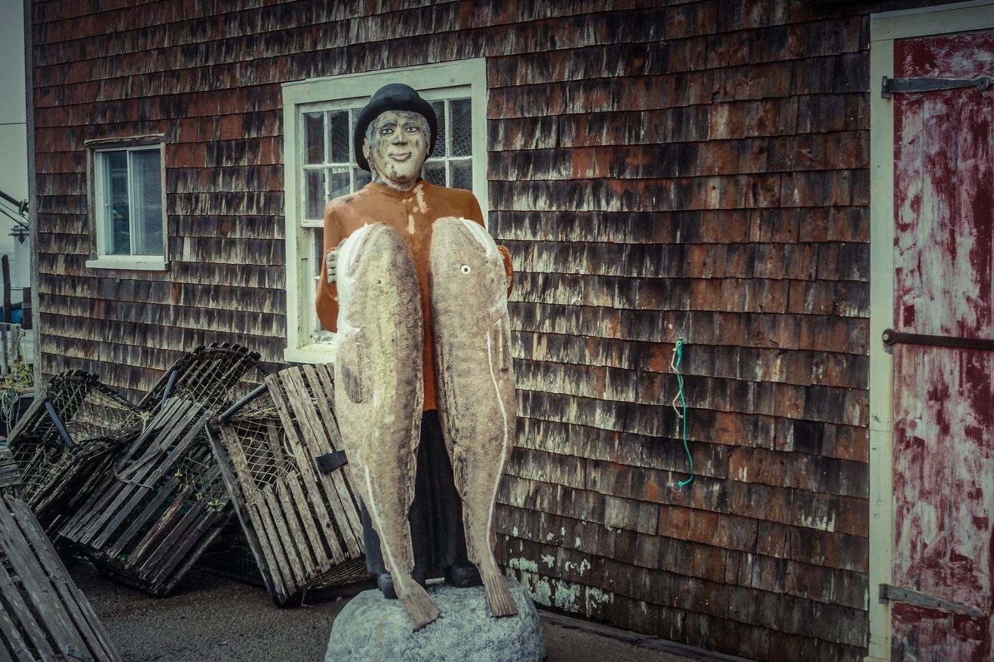 加拿大佩吉海湾(Peggys Cove),故事在细节里_图1-8