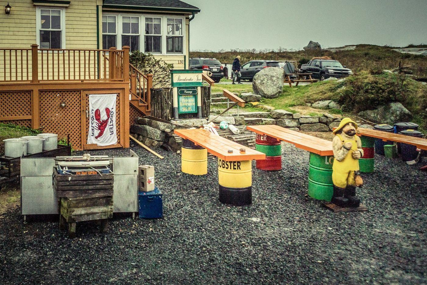 加拿大佩吉海湾(Peggys Cove),故事在细节里_图1-7