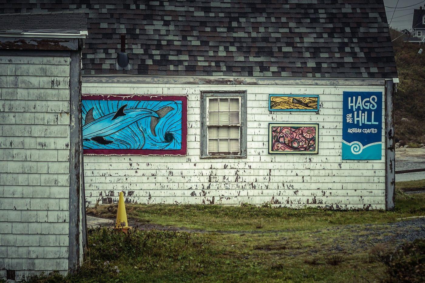 加拿大佩吉海湾(Peggys Cove),故事在细节里_图1-4