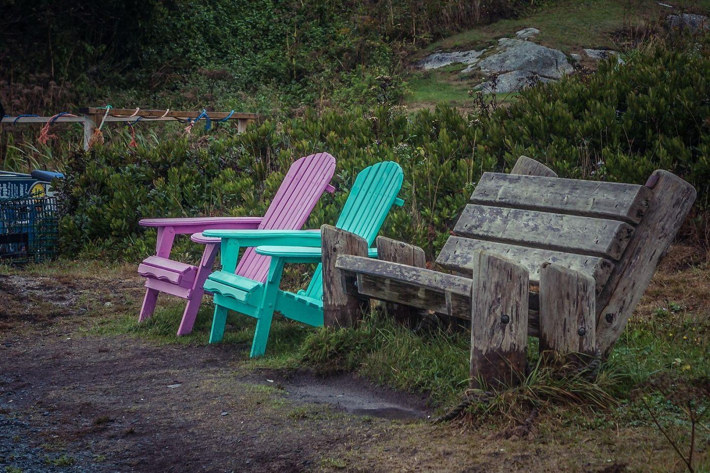 加拿大佩吉海湾(Peggys Cove),故事在细节里_图1-34