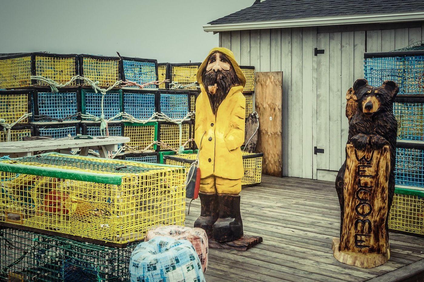 加拿大佩吉海湾(Peggys Cove),故事在细节里_图1-33