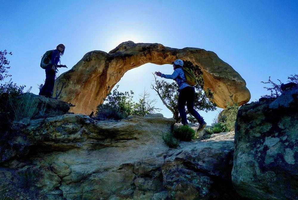 Anasazi 拱门_图1-18