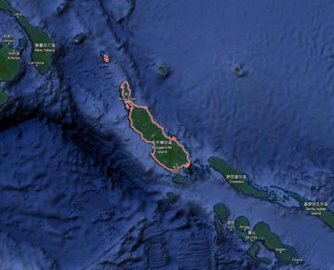 布干维尔岛结束血腥内战20多年后,这个岛屿有望成为世界最新国家 ..._图1-1
