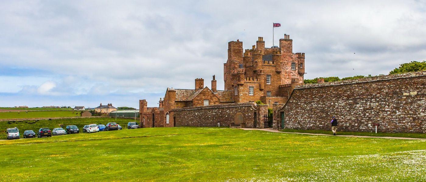 苏格兰梅城堡(Castle of Mey),田园生活_图1-8