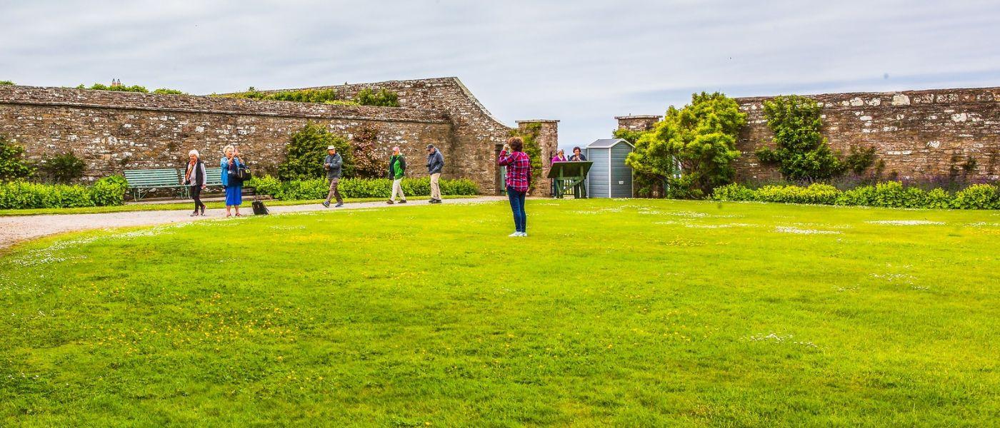 苏格兰梅城堡(Castle of Mey),田园生活_图1-9