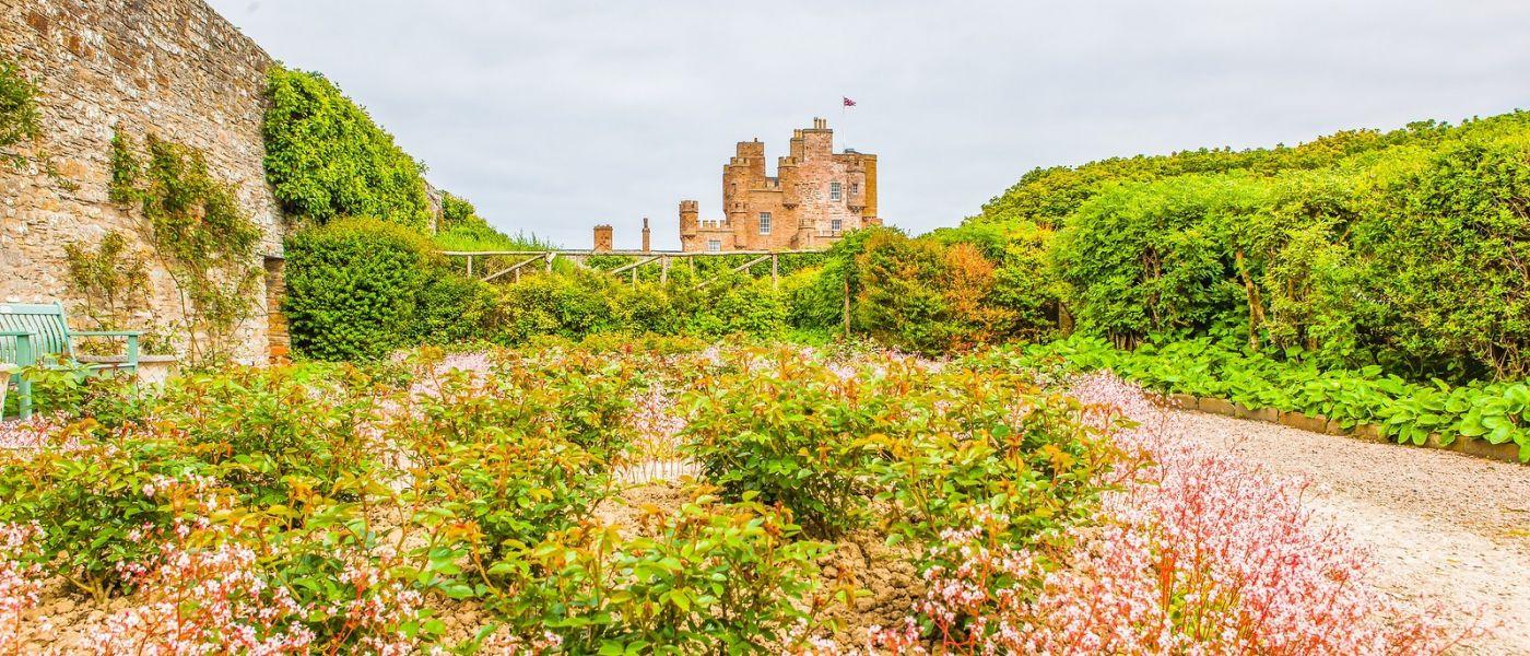 苏格兰梅城堡(Castle of Mey),田园生活_图1-12