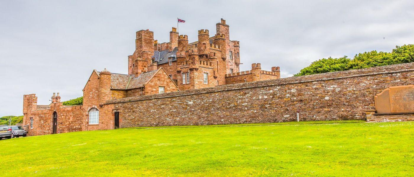 苏格兰梅城堡(Castle of Mey),田园生活_图1-16