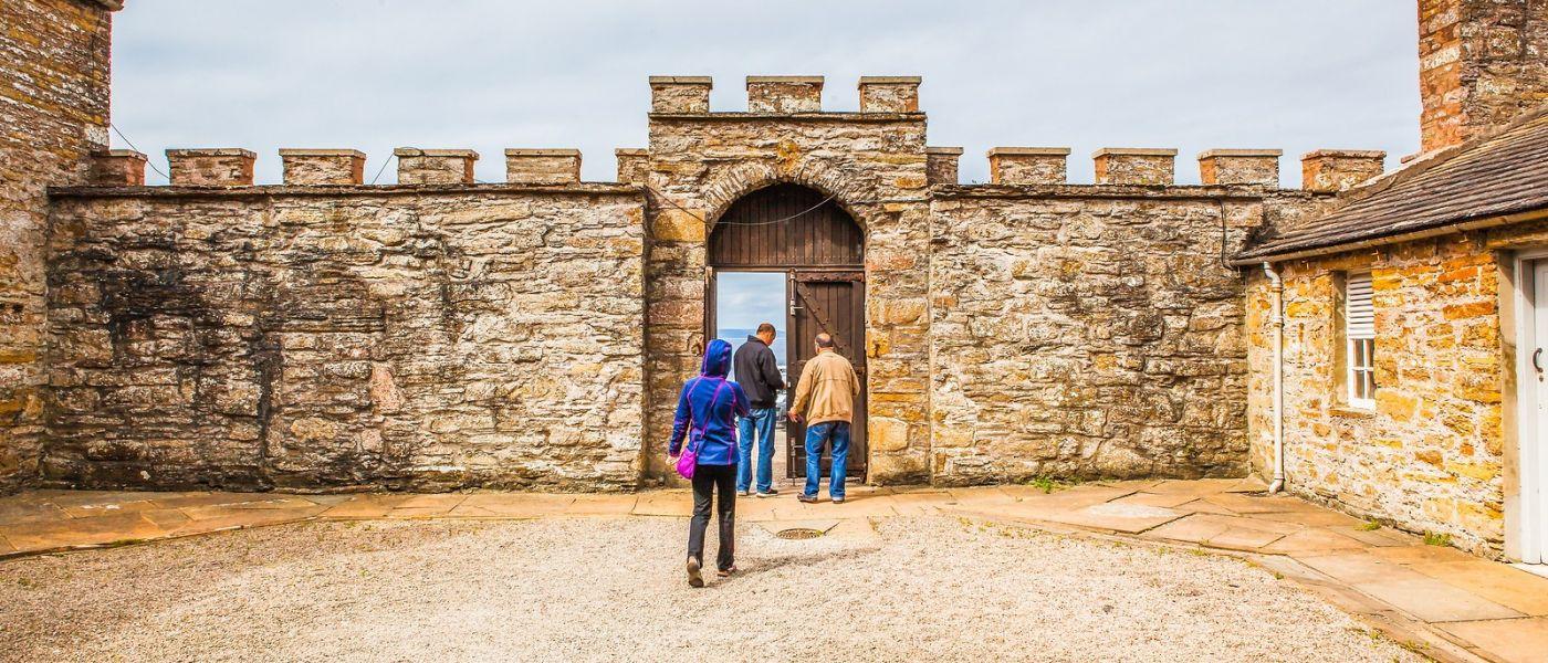 苏格兰梅城堡(Castle of Mey),田园生活_图1-11