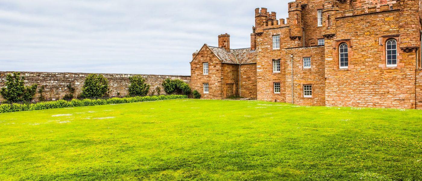 苏格兰梅城堡(Castle of Mey),田园生活_图1-14