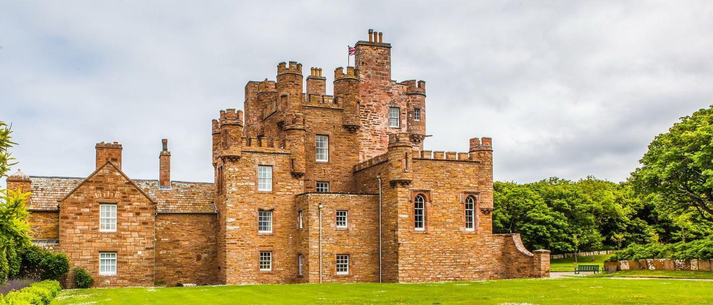 苏格兰梅城堡(Castle of Mey),田园生活_图1-17