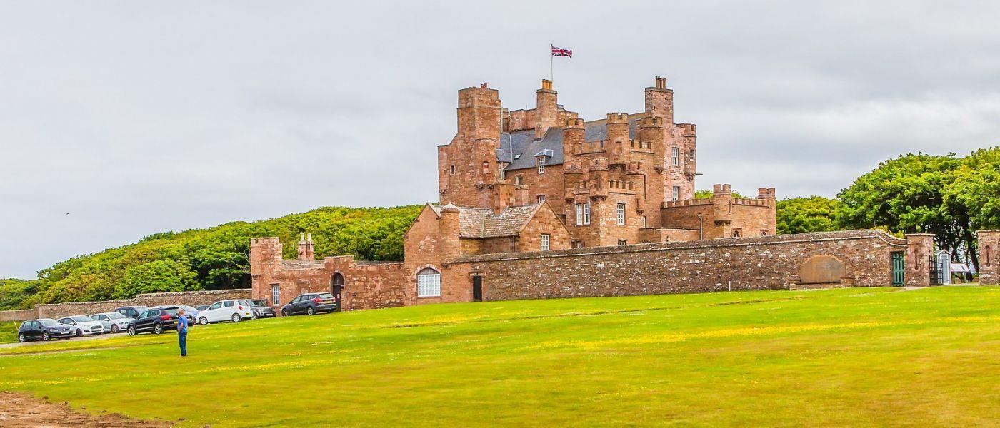 苏格兰梅城堡(Castle of Mey),田园生活_图1-23