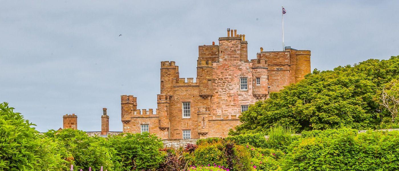 苏格兰梅城堡(Castle of Mey),田园生活_图1-20