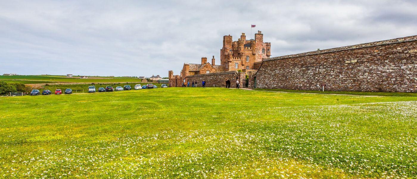 苏格兰梅城堡(Castle of Mey),田园生活_图1-33