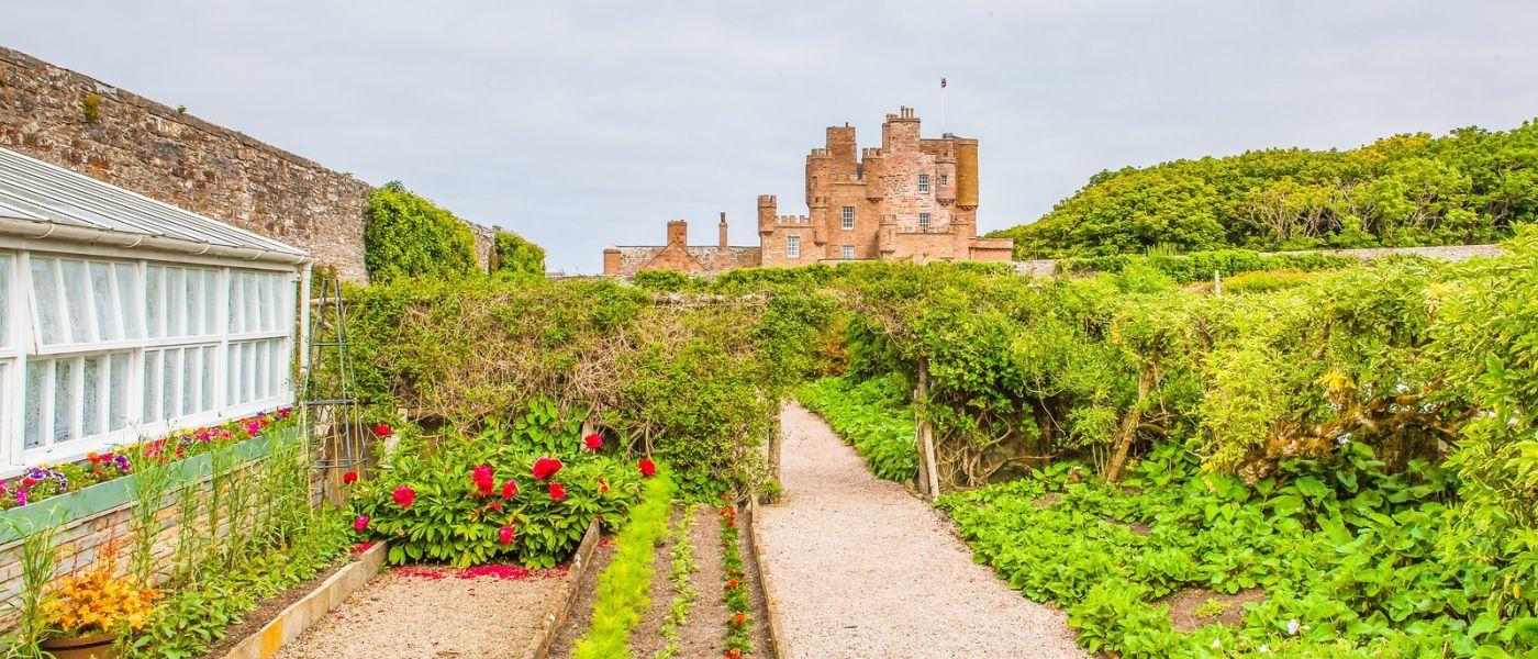 苏格兰梅城堡(Castle of Mey),田园生活_图1-31
