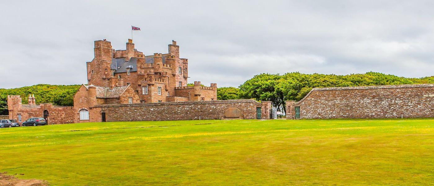 苏格兰梅城堡(Castle of Mey),田园生活_图1-30