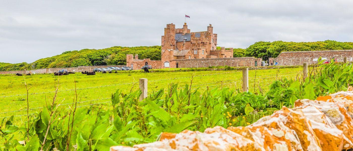 苏格兰梅城堡(Castle of Mey),田园生活_图1-32