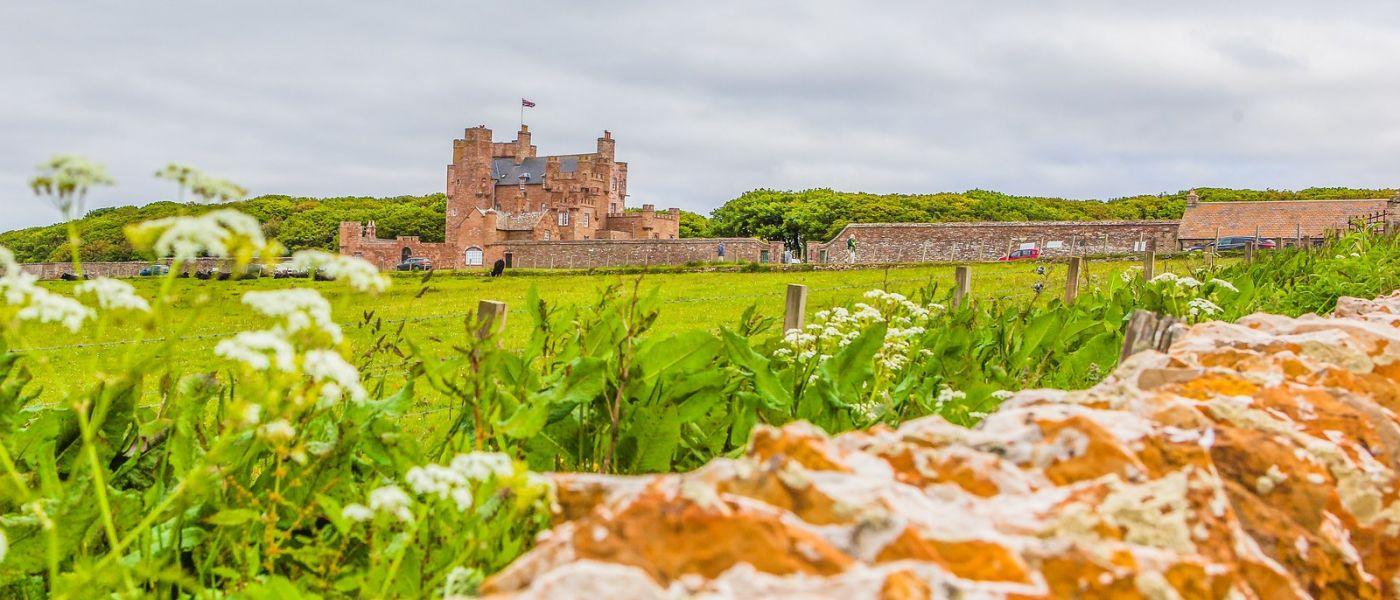 苏格兰梅城堡(Castle of Mey),田园生活_图1-35