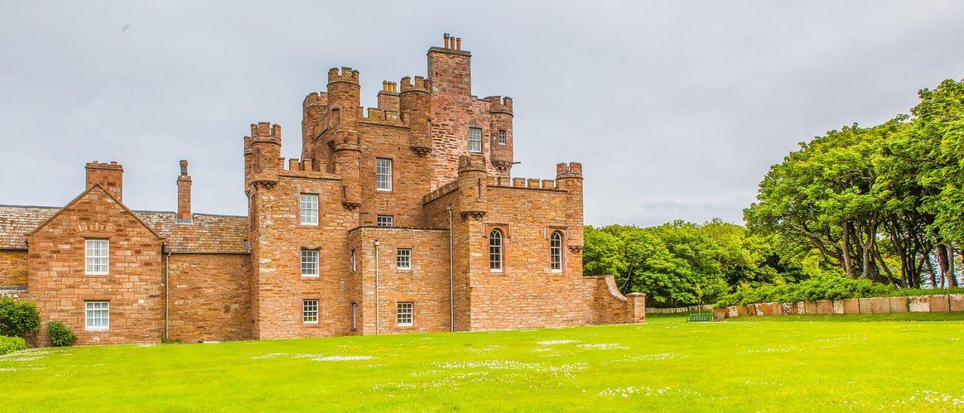 苏格兰梅城堡(Castle of Mey),田园生活_图1-36