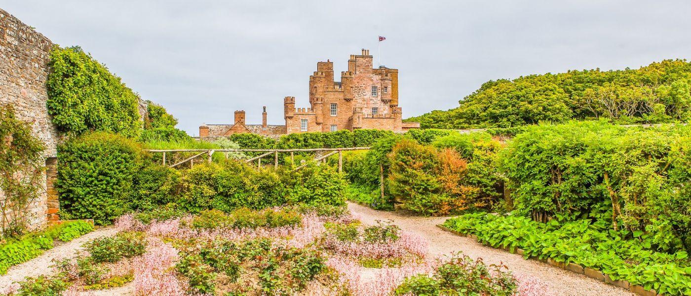 苏格兰梅城堡(Castle of Mey),田园生活_图1-38