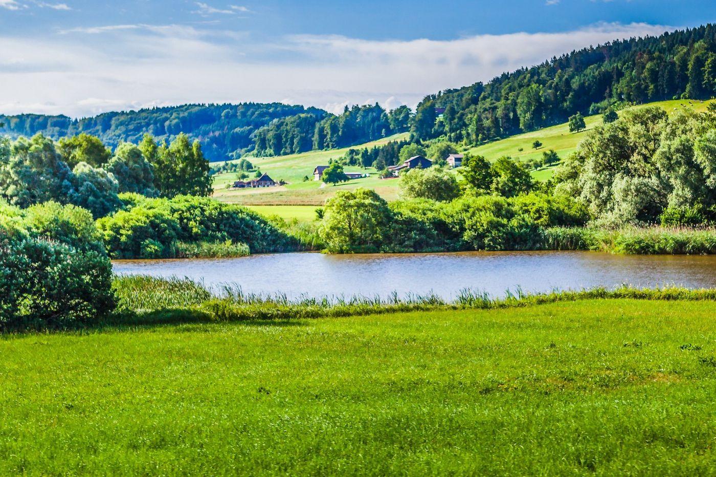 畅游莱茵河,美丽的田野_图1-4