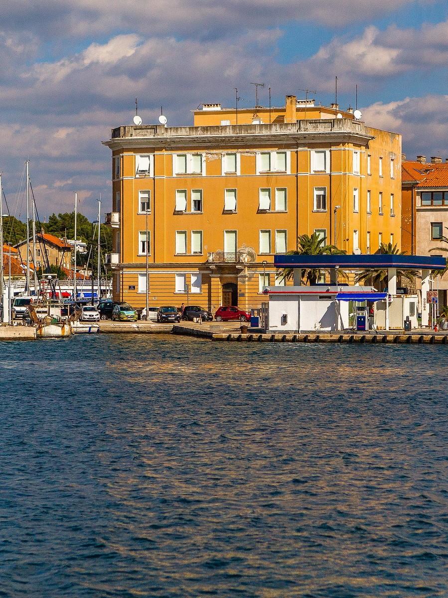克罗地亚扎达尔(Zadar),看古迹_图1-2