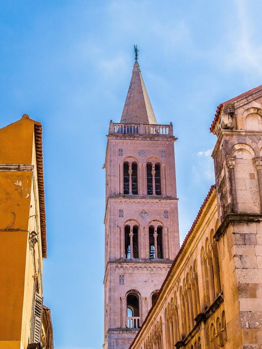 克罗地亚扎达尔(Zadar),看古迹_图1-12