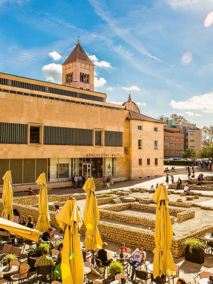 克罗地亚扎达尔(Zadar),看古迹_图1-14