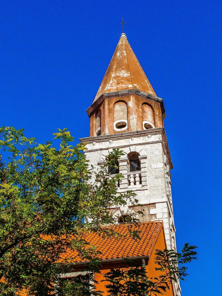 克罗地亚扎达尔(Zadar),看古迹_图1-9