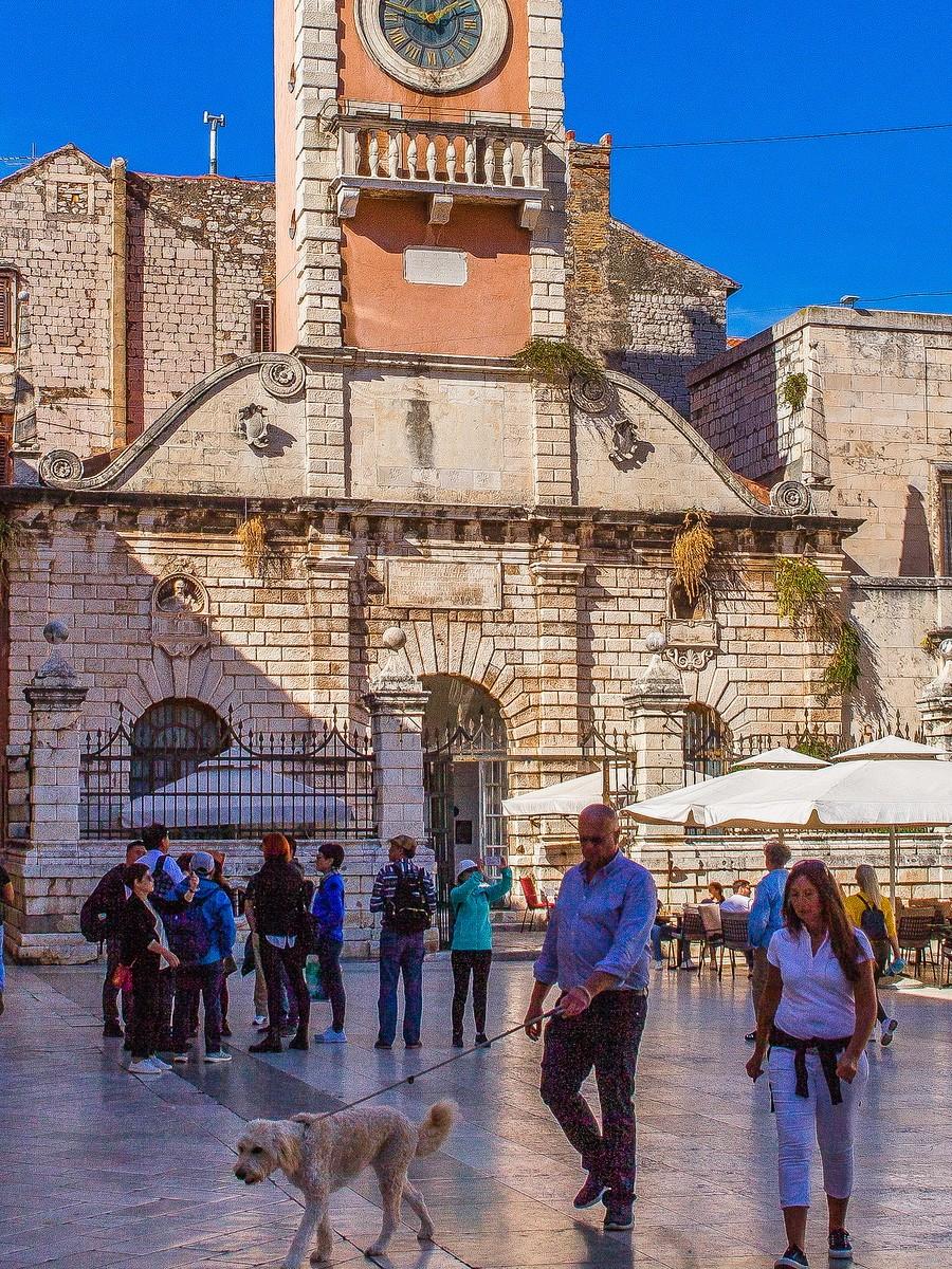 克罗地亚扎达尔(Zadar),看古迹_图1-10