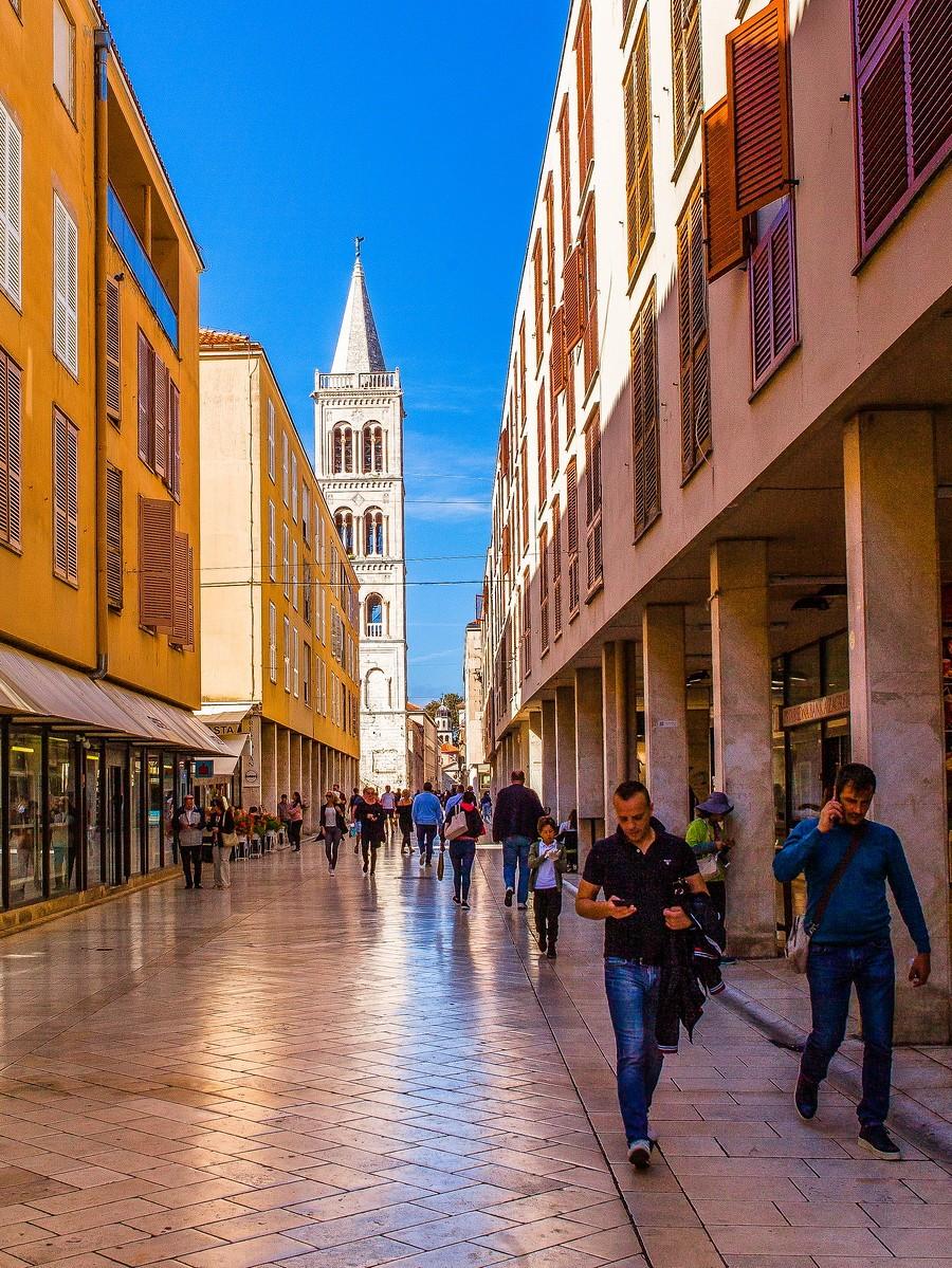 克罗地亚扎达尔(Zadar),看古迹_图1-23
