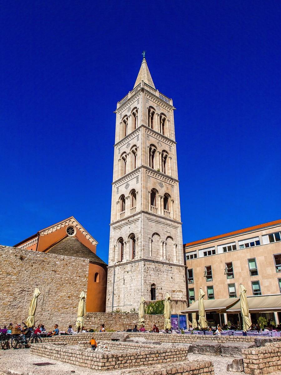 克罗地亚扎达尔(Zadar),看古迹_图1-28