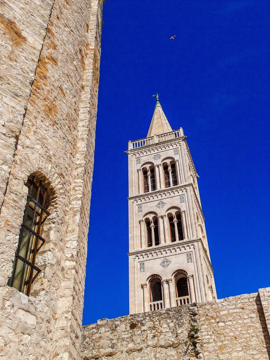 克罗地亚扎达尔(Zadar),看古迹_图1-27