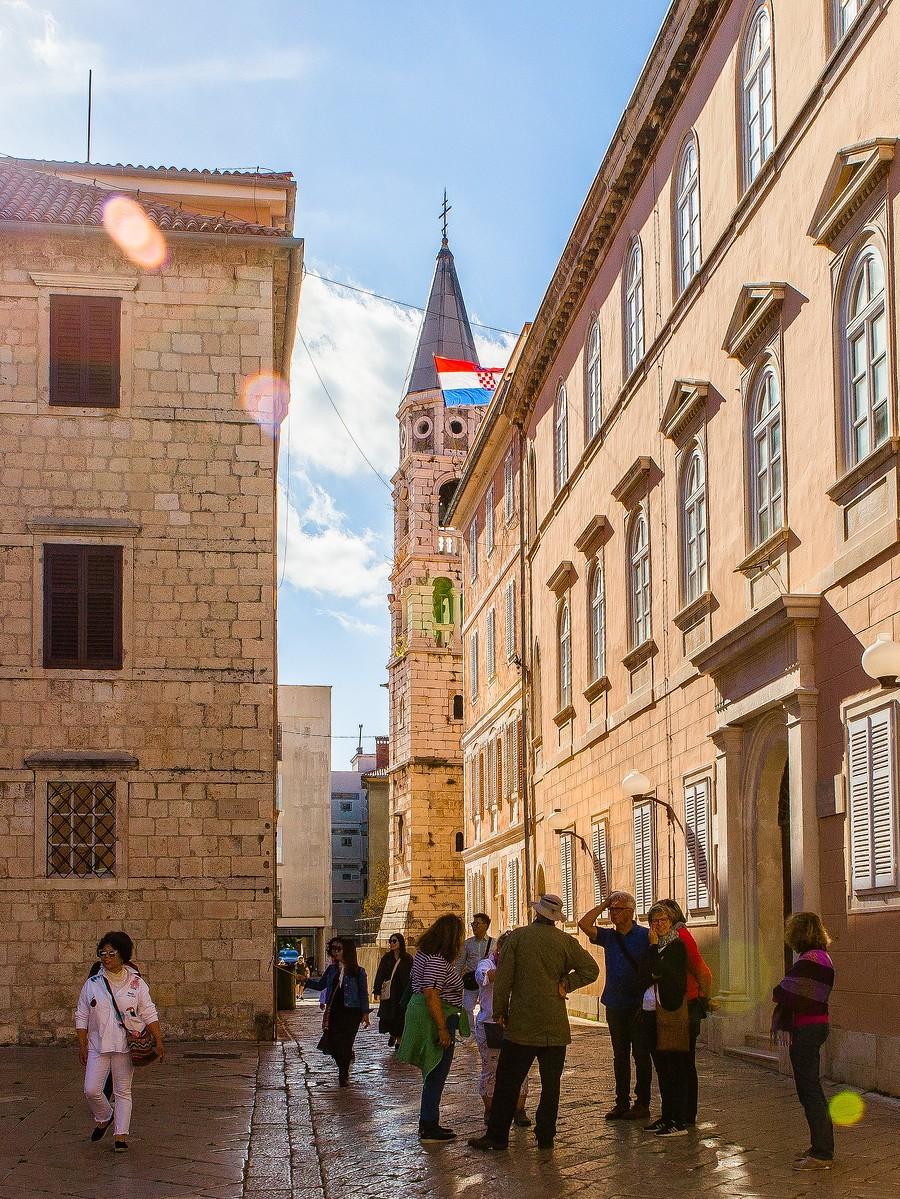 克罗地亚扎达尔(Zadar),看古迹_图1-22