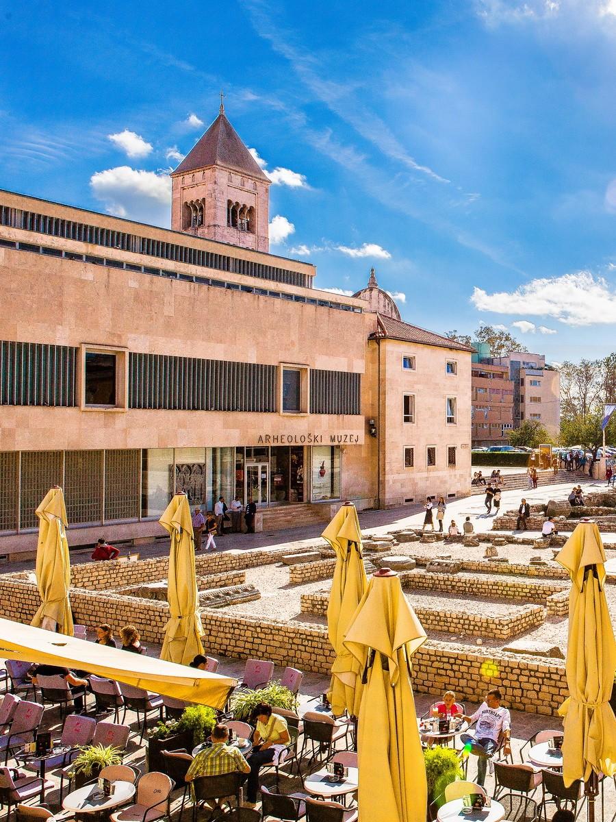 克罗地亚扎达尔(Zadar),看古迹_图1-30