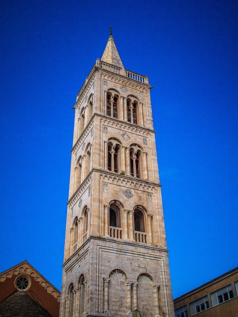 克罗地亚扎达尔(Zadar),看古迹_图1-26
