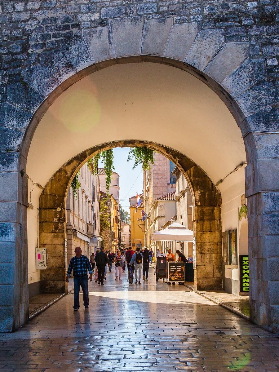 克罗地亚扎达尔(Zadar),看古迹_图1-35