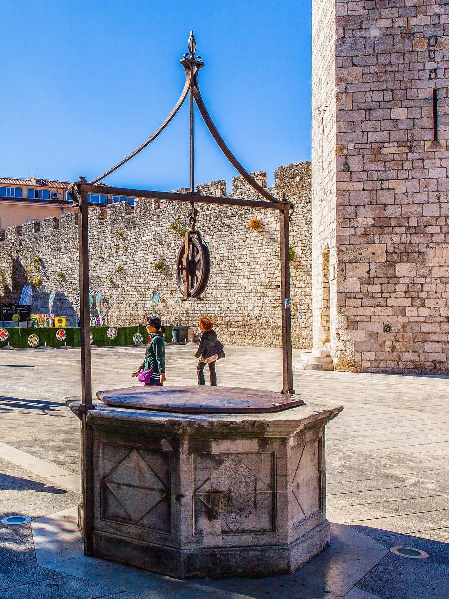 克罗地亚扎达尔(Zadar),看古迹_图1-37
