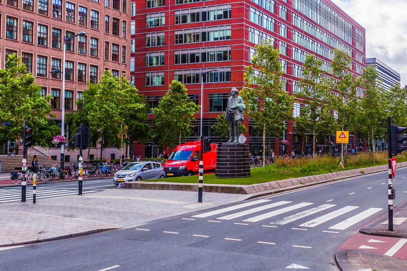 荷兰阿姆斯特丹,扫街随拍_图1-38