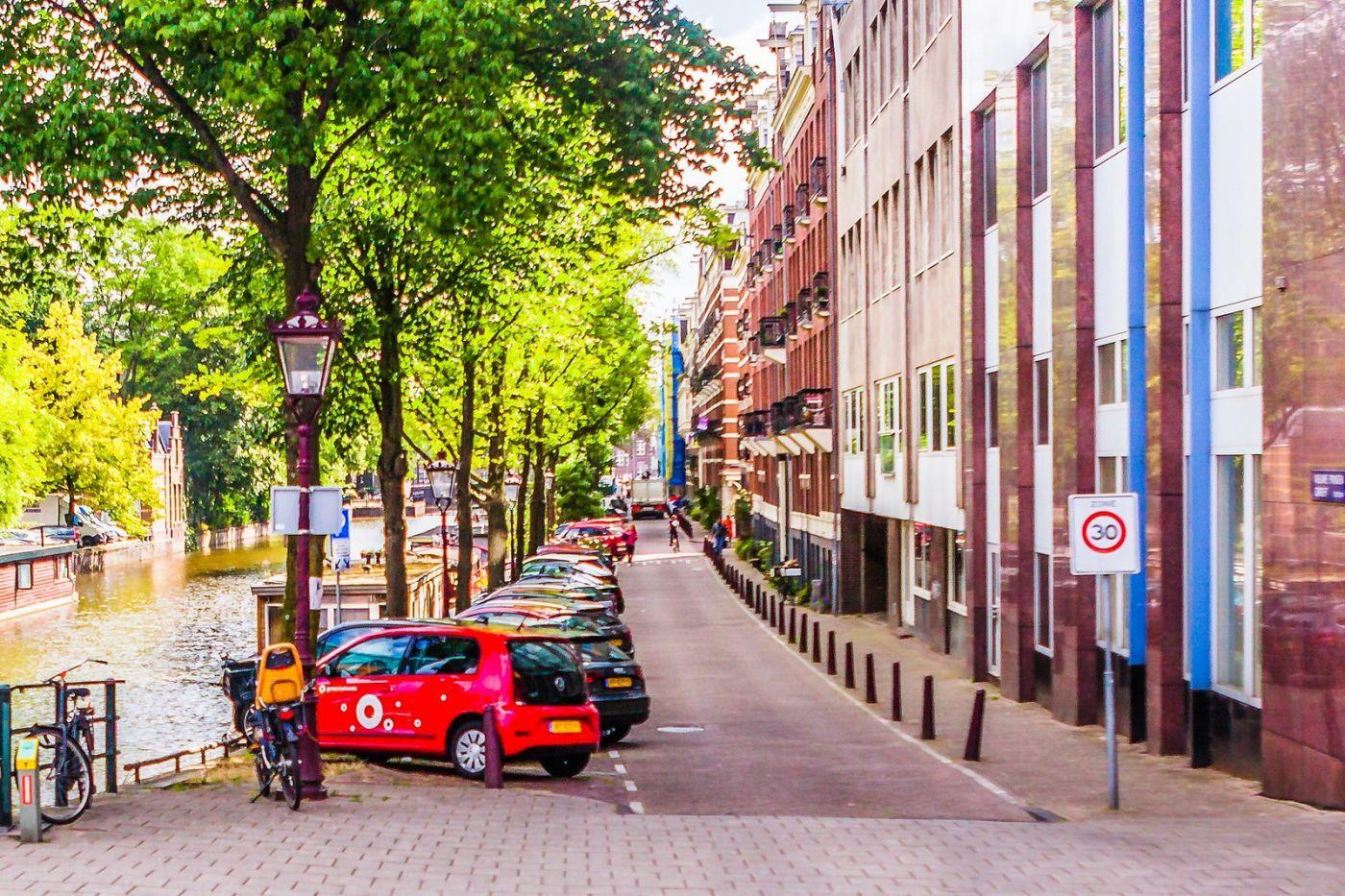 荷兰阿姆斯特丹,扫街随拍_图1-41