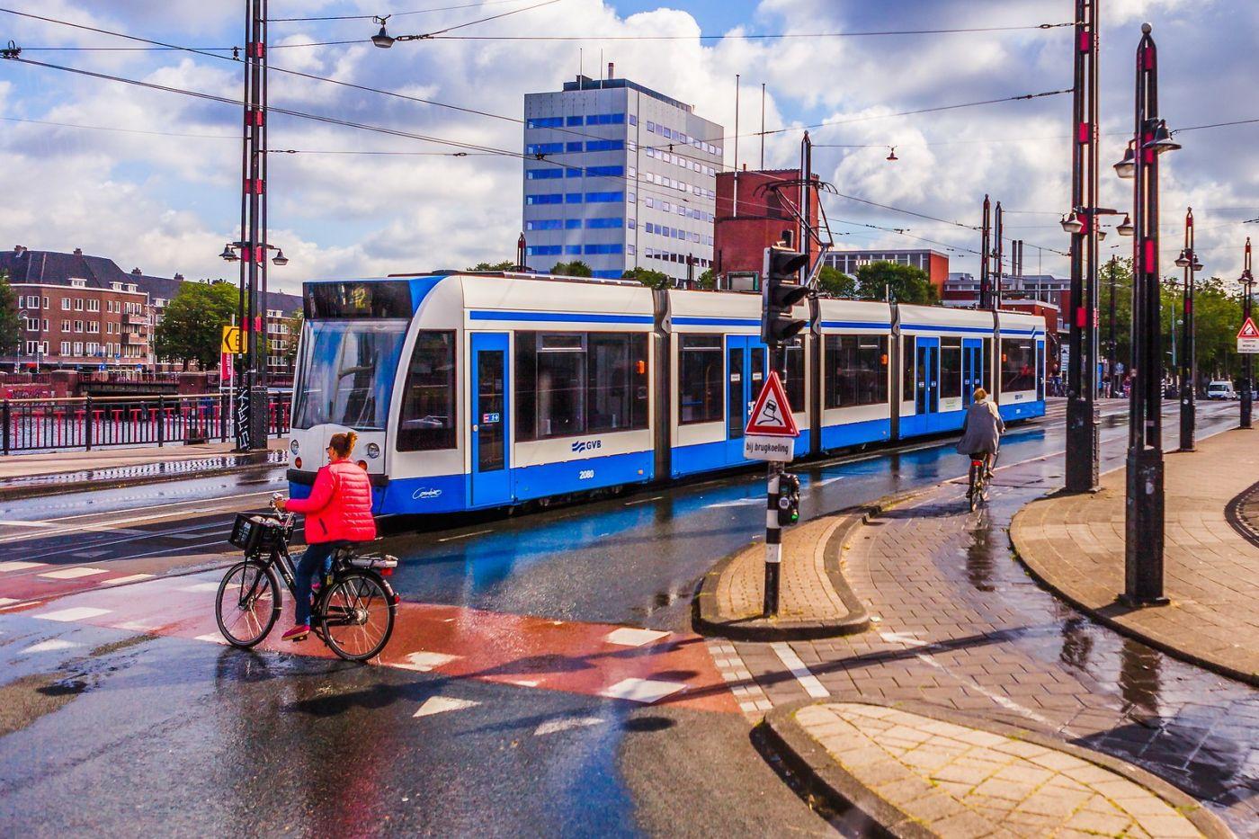 荷兰阿姆斯特丹,扫街随拍_图1-36