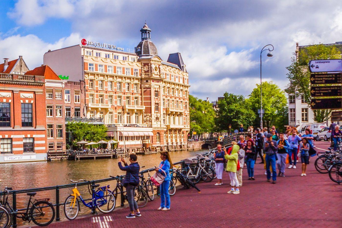 荷兰阿姆斯特丹,扫街随拍_图1-32