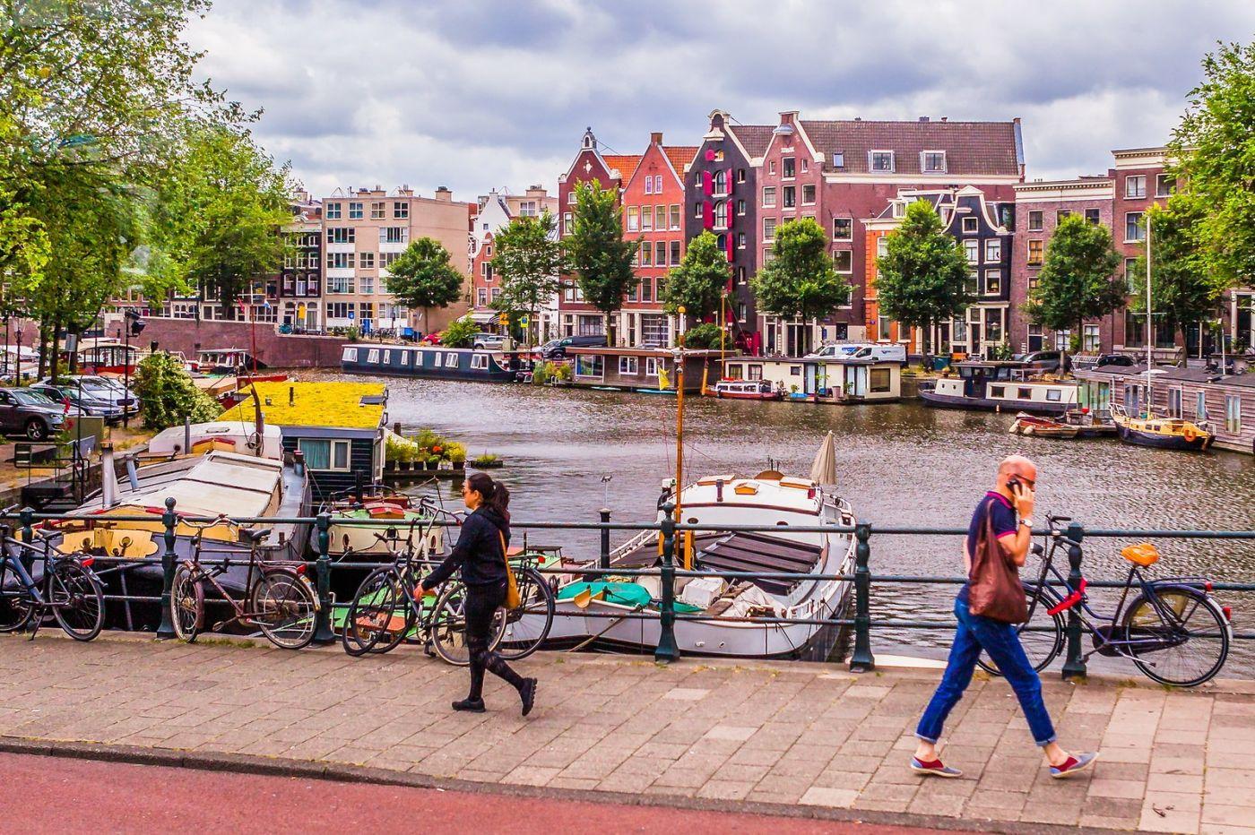 荷兰阿姆斯特丹,扫街随拍_图1-21