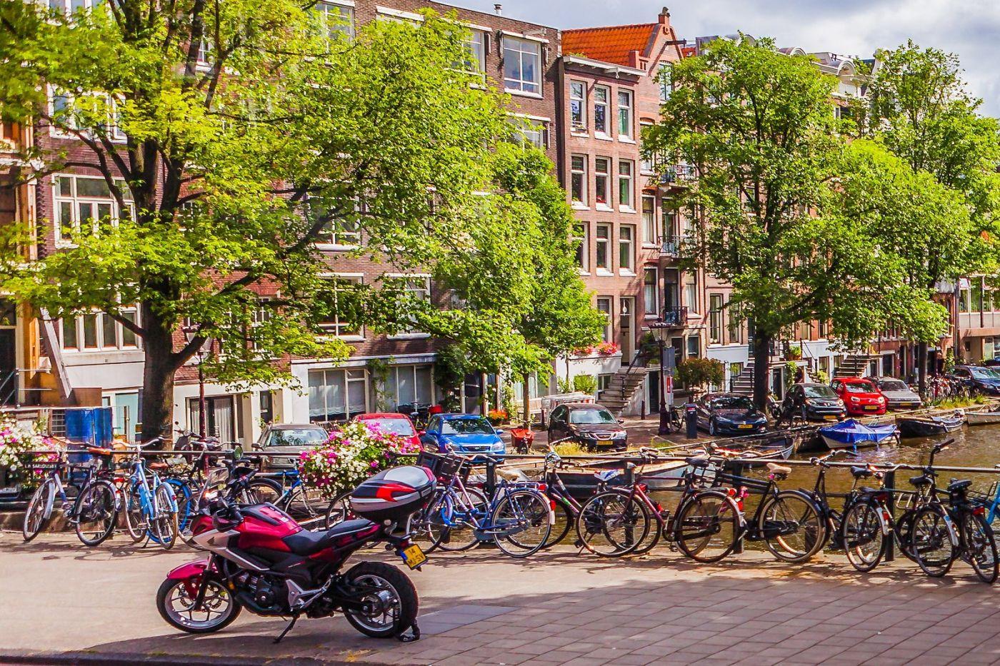 荷兰阿姆斯特丹,扫街随拍_图1-19