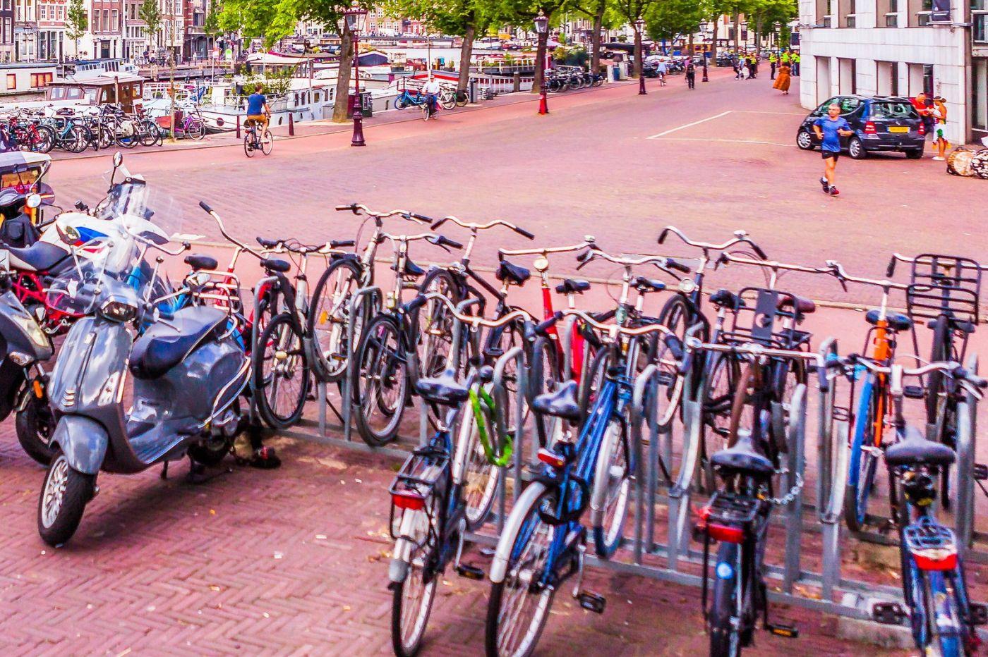 荷兰阿姆斯特丹,扫街随拍_图1-2