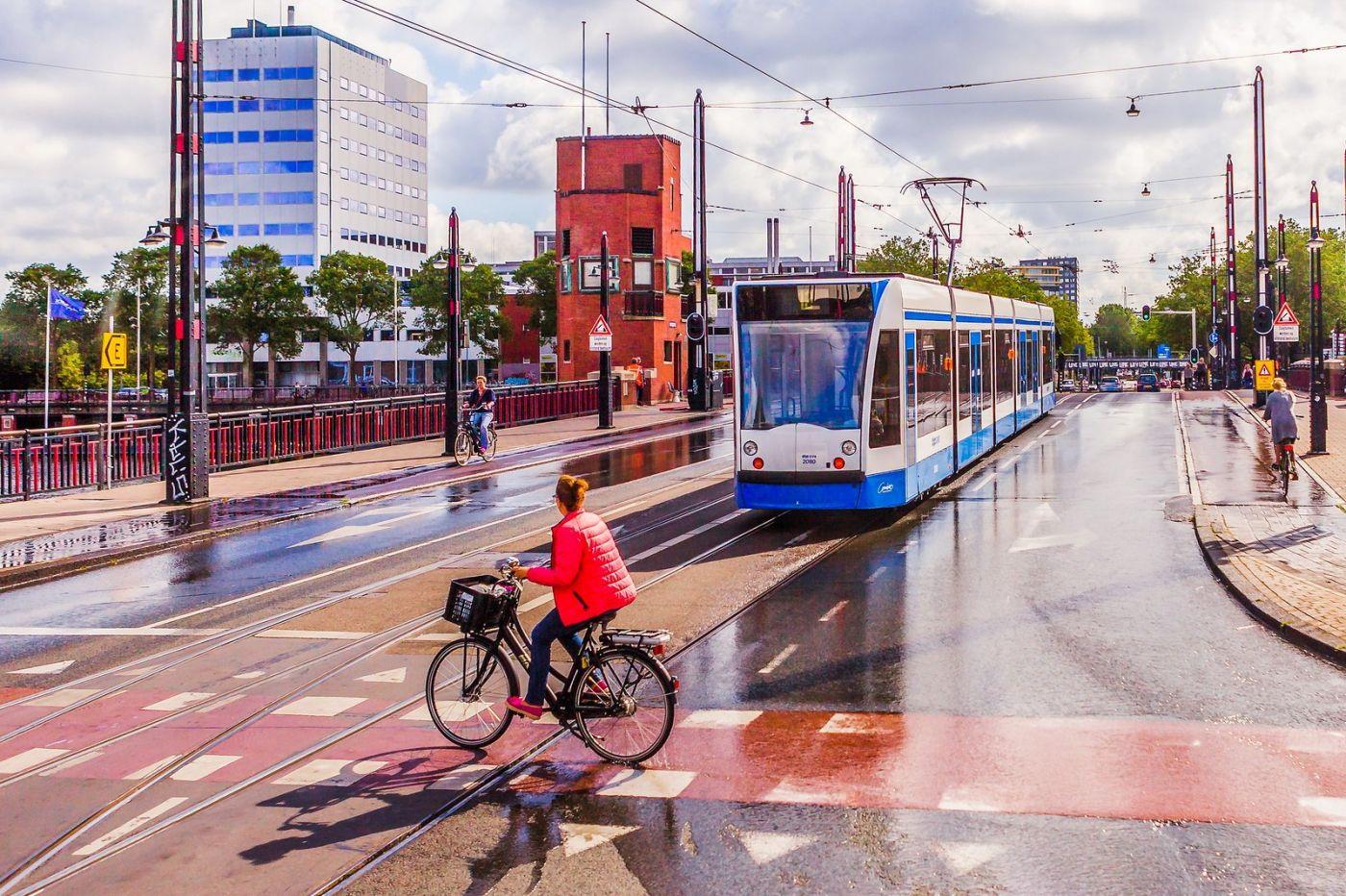 荷兰阿姆斯特丹,扫街随拍_图1-1