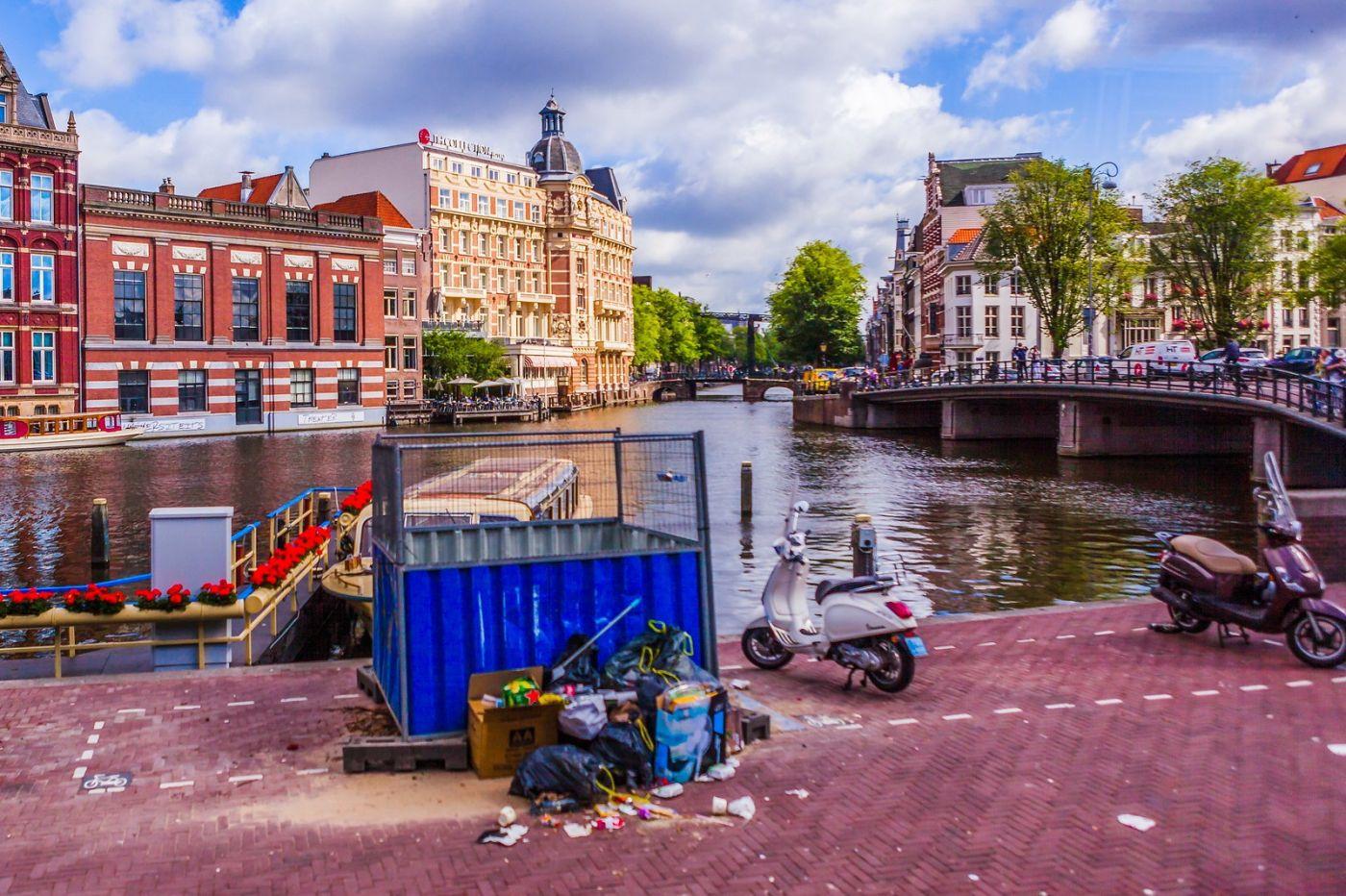 荷兰阿姆斯特丹,扫街随拍_图1-5