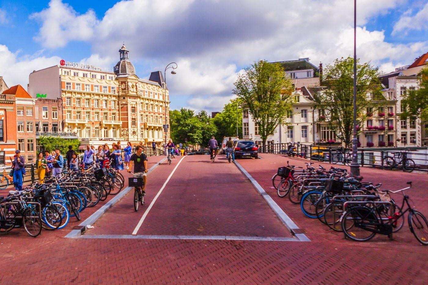 荷兰阿姆斯特丹,扫街随拍_图1-6