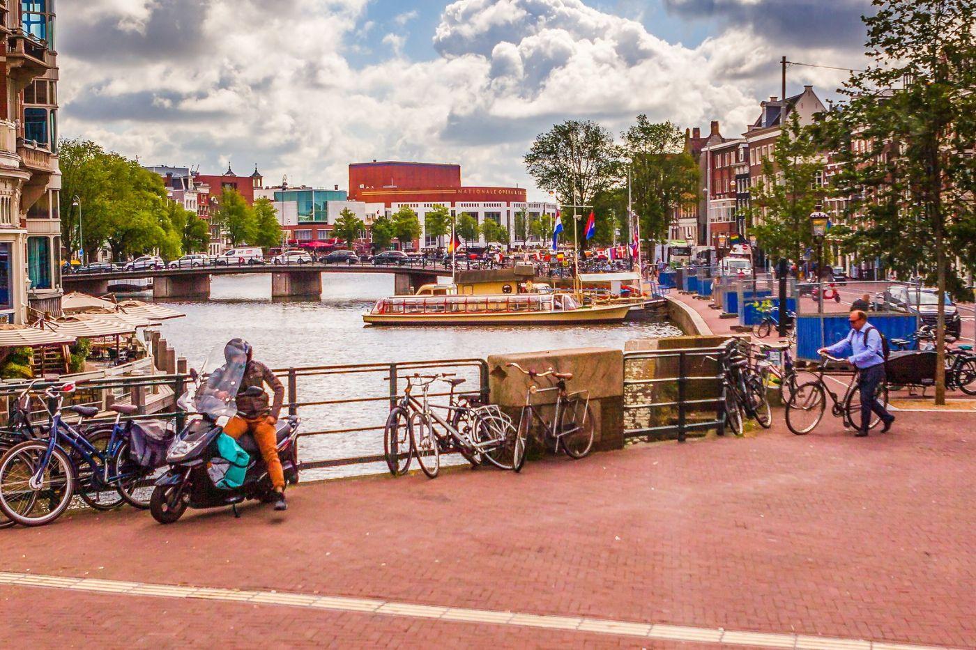 荷兰阿姆斯特丹,扫街随拍_图1-12